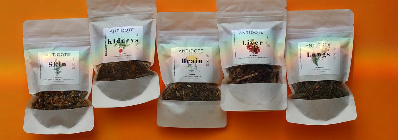 TEA TONICS